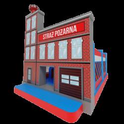 Remiza Strażacka - Atrakcja Plac Zabaw dla dzieci