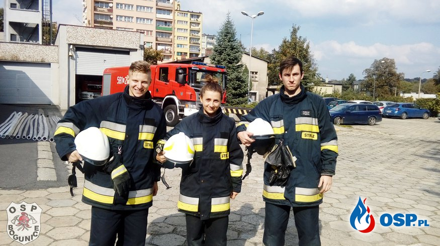 Kurs Podstawowy Strażaków Ratowników OSP Ochotnicza Straż Pożarna
