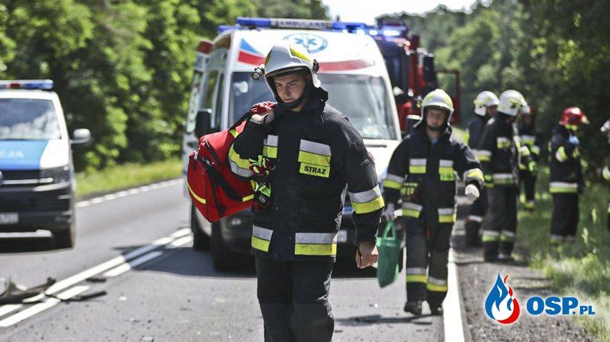Wypadki OSP Ochotnicza Straż Pożarna