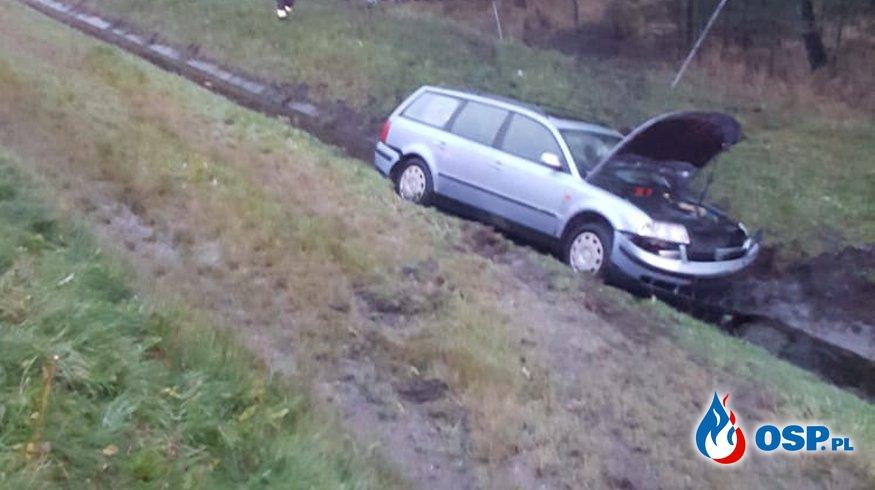 Wypadek na A4 240km kierunek katowice OSP Ochotnicza Straż Pożarna