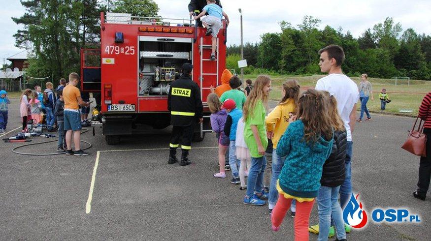OSP & MDP Milejczyce dzieciom OSP Ochotnicza Straż Pożarna