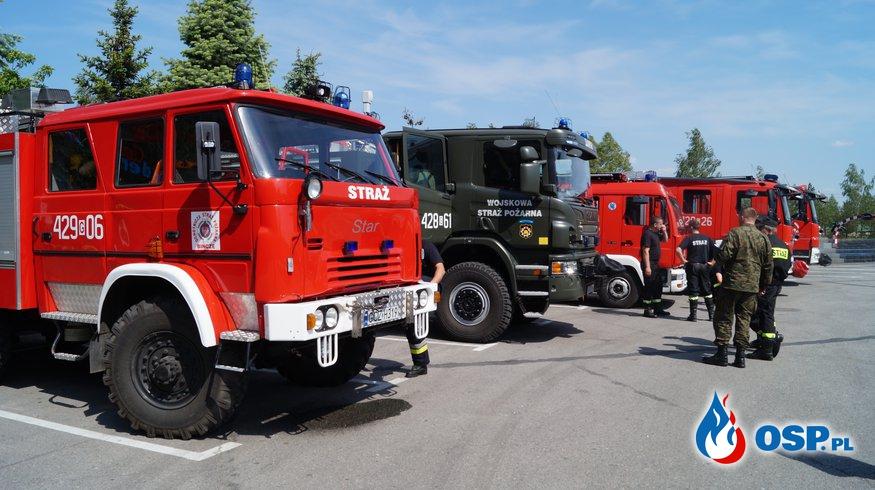 Powiatowe Manewry Chemiczne ''CAMPOL 2016'' OSP Ochotnicza Straż Pożarna