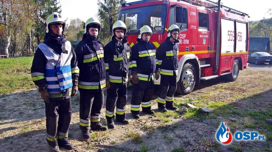 Inspekcja gotowości operacyjnej OSP Ochotnicza Straż Pożarna