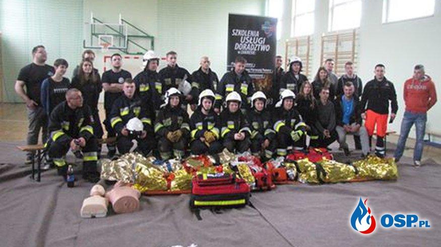 Kwalifikowana Pierwsza Pomoc OSP Ochotnicza Straż Pożarna