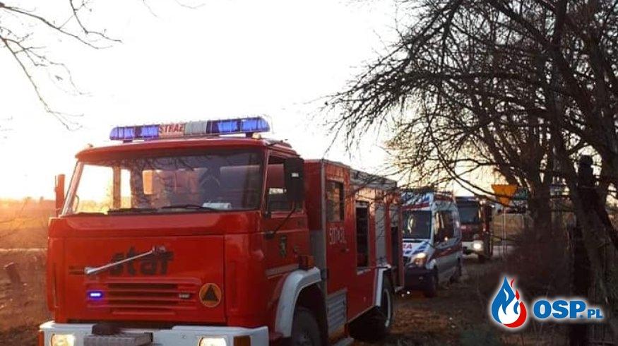 Wyjazd do otwarcia domu OSP Ochotnicza Straż Pożarna
