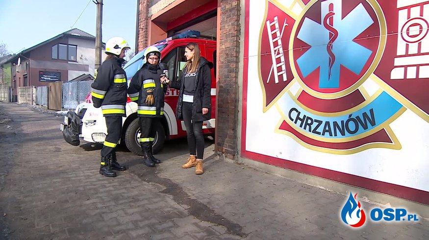 """OSP w Chrzanowie. """"Najpiękniejsza jednostka w Polsce"""" OSP Ochotnicza Straż Pożarna"""
