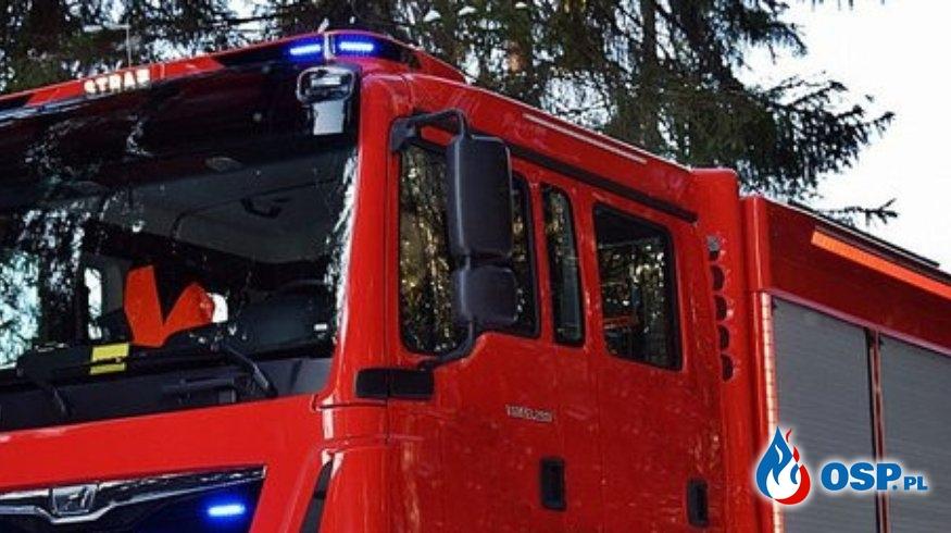 Ogłoszenie o zamówieniu na zakup średniego samochodu OSP Ochotnicza Straż Pożarna