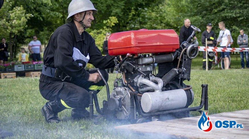 Zwycięstwo w Gminnych Zawodach Sportowo - Pożarniczych OSP Ochotnicza Straż Pożarna