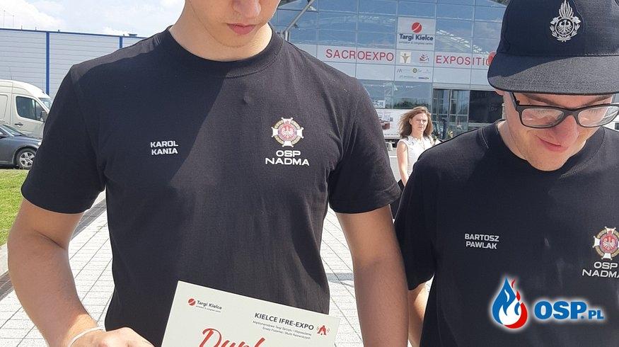 Targi i Zawody KIELCE IFRE-EXPO 2019 OSP Ochotnicza Straż Pożarna
