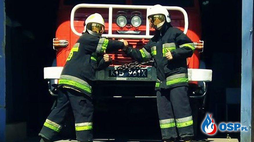 OSP Mroczków - DZIĘKUJEMY - Piona dla was! OSP Ochotnicza Straż Pożarna