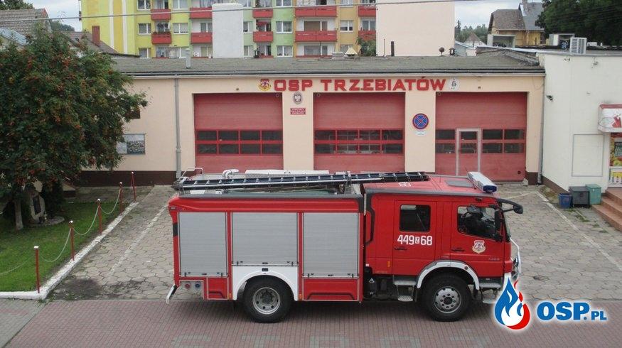 OGŁOSZENIE - Walne Zebranie Sprawozdawcze za 2019 rok OSP Ochotnicza Straż Pożarna
