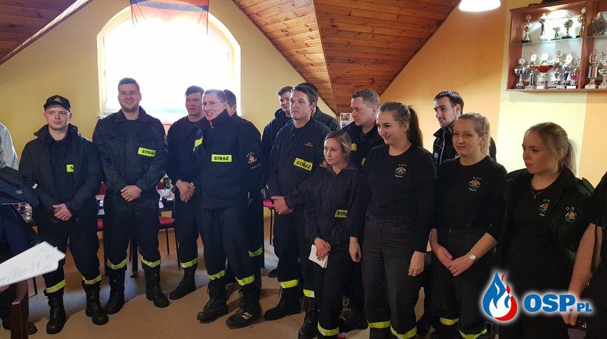 Kurs KPP w Izbicku OSP Ochotnicza Straż Pożarna