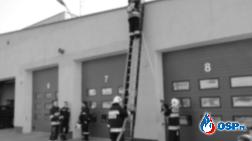 Komendant PSP w Kętrzynie nie chce komentować zarzutów dla dowódcy zmiany. OSP Ochotnicza Straż Pożarna