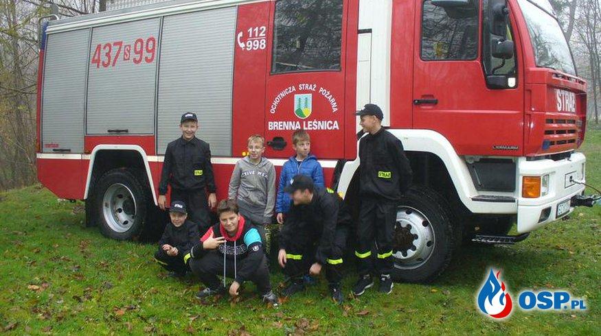 Ćwiczenia na Jarowiskach OSP Ochotnicza Straż Pożarna
