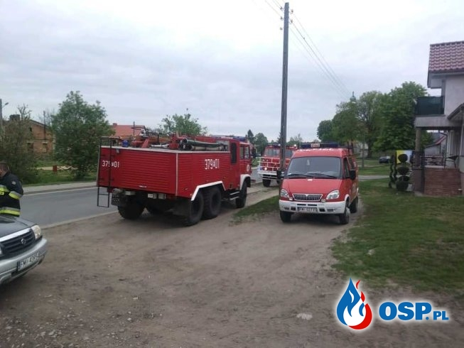 Poszukiwania OSP Ochotnicza Straż Pożarna