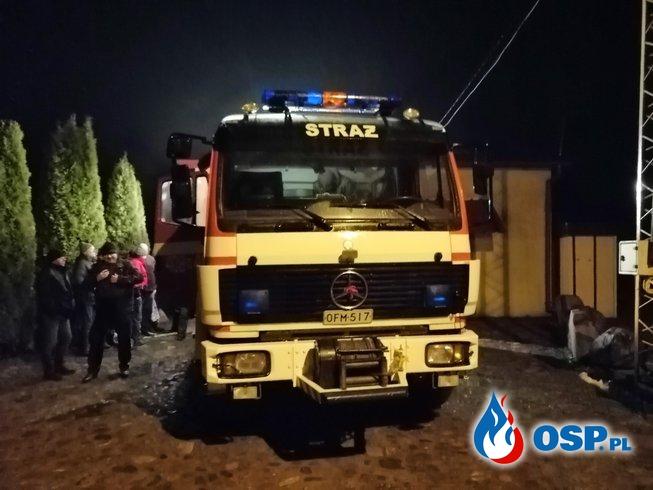 Nowy samochód pożarniczy dla OSP Troszkowo OSP Ochotnicza Straż Pożarna