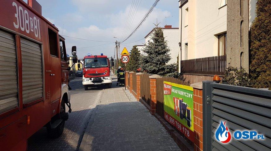 Zdarzenie 16/2018 OSP Ochotnicza Straż Pożarna