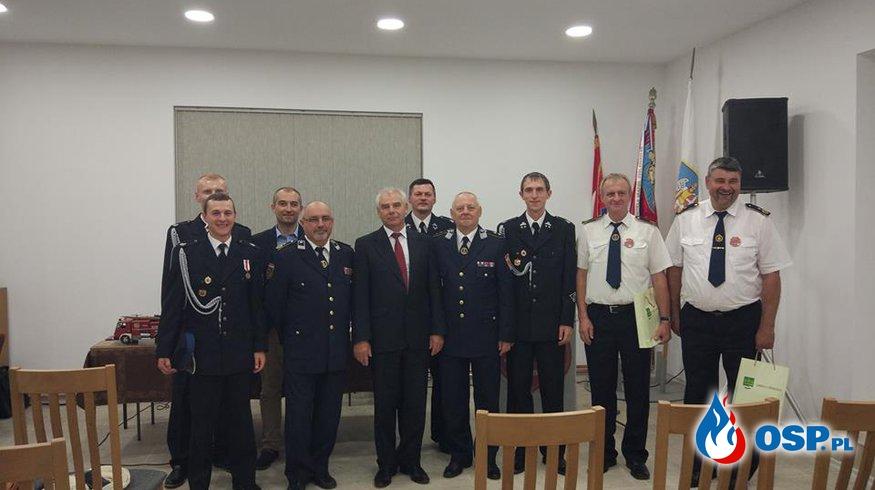 Delegacja Gminy Drwinia na obchodach 130 - lecia Straży Pożarnej w Donji Miholjac OSP Ochotnicza Straż Pożarna