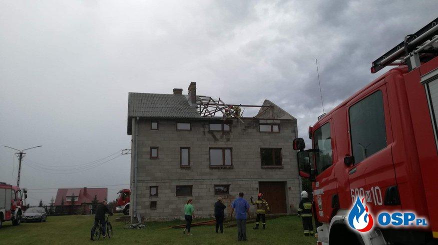 Burze OSP Ochotnicza Straż Pożarna