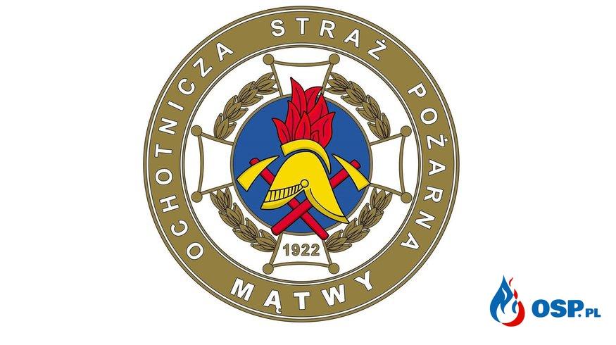 Zabezpieczenie rejonu operacyjnego OSP Ochotnicza Straż Pożarna