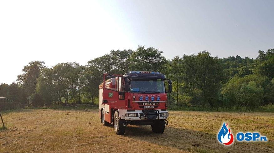POMOC ZRM OSP Ochotnicza Straż Pożarna