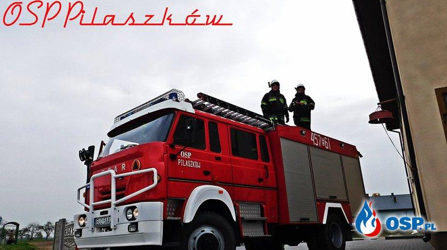 Lany Poniedziałek z OSP PILASZKÓW OSP Ochotnicza Straż Pożarna