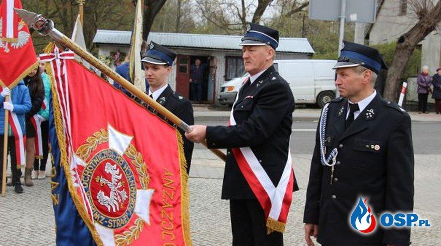3 Maj - 226. Rocznica Uchwalenia Konstytucji  OSP Ochotnicza Straż Pożarna