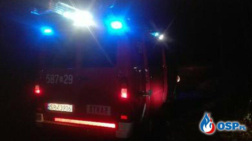 POWALONE DRZEWO !! OSP Ochotnicza Straż Pożarna
