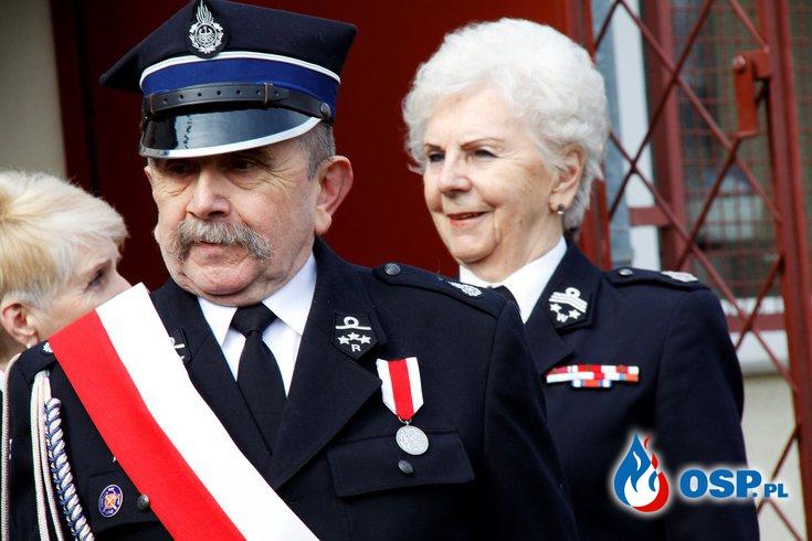 105 LECIE JEDNOSTKI OSP NOWE ZŁOTNO OSP Ochotnicza Straż Pożarna