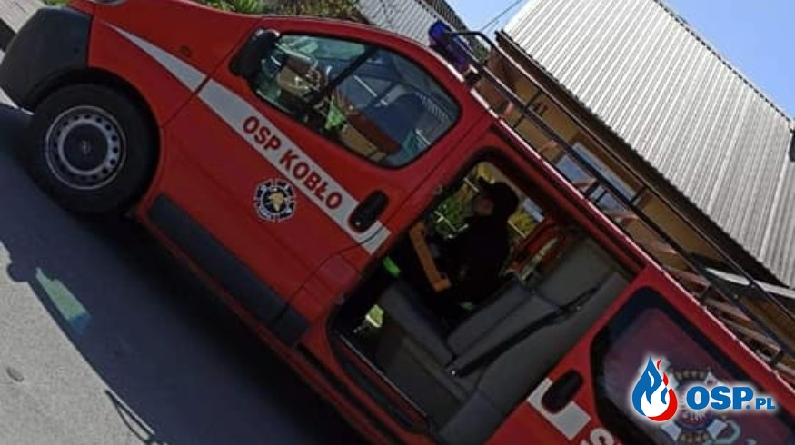 Walka z COVID-19 #2 OSP Ochotnicza Straż Pożarna