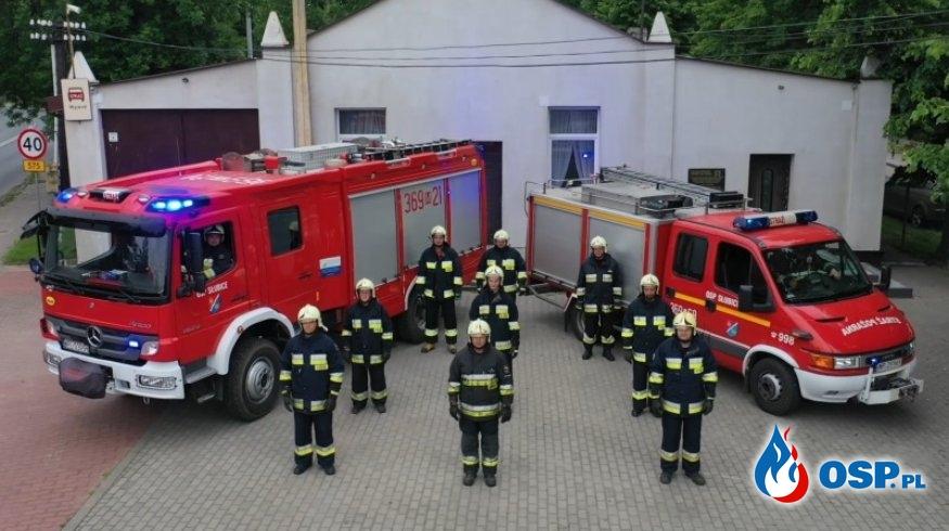 Gaszyn Challenge tym razem dla Zosi! OSP Ochotnicza Straż Pożarna