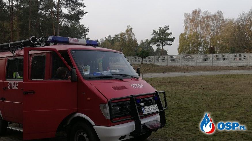 """Zabezpieczenie Akcji """"ZNICZ 2019"""" OSP Ochotnicza Straż Pożarna"""