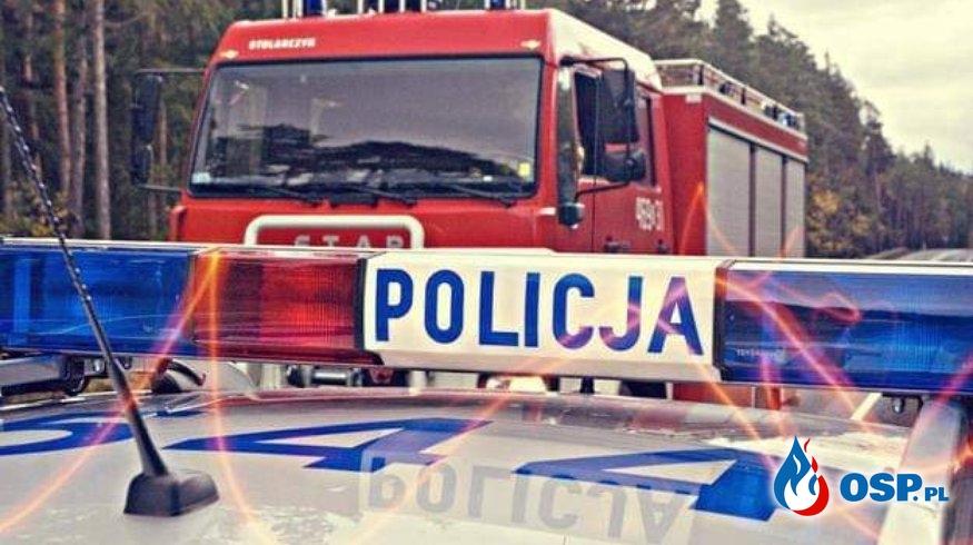 30.05.19 10:08 - POMOC POLICJI W OTWARCIU MIESZKANIA, KOŁUDA WIELKA OSP Ochotnicza Straż Pożarna