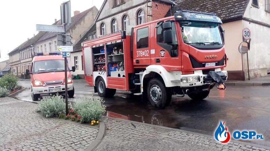 ZALANY RYNEK OSP Ochotnicza Straż Pożarna