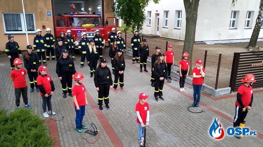 #GaszynChallenge OSP Ochotnicza Straż Pożarna