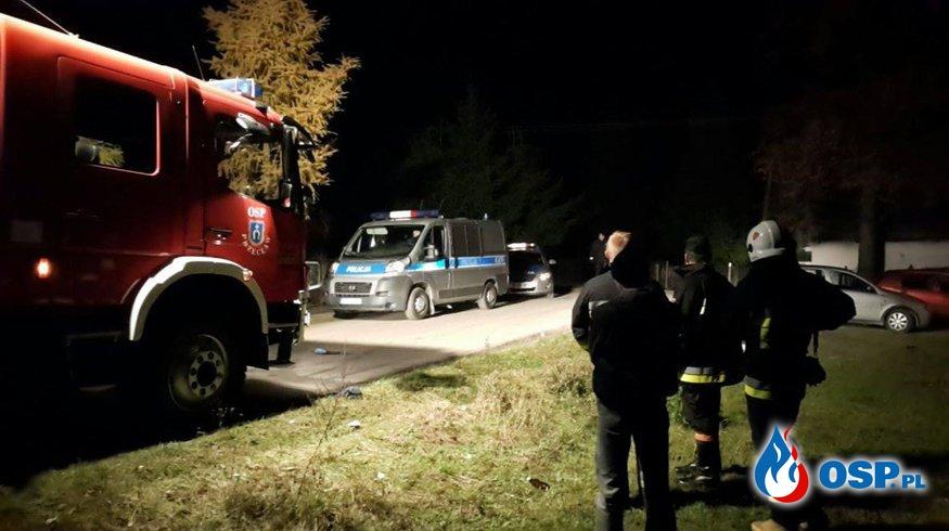 Brutalne pobicie przy ul.Kilińskiego w Przecławiu! OSP Ochotnicza Straż Pożarna