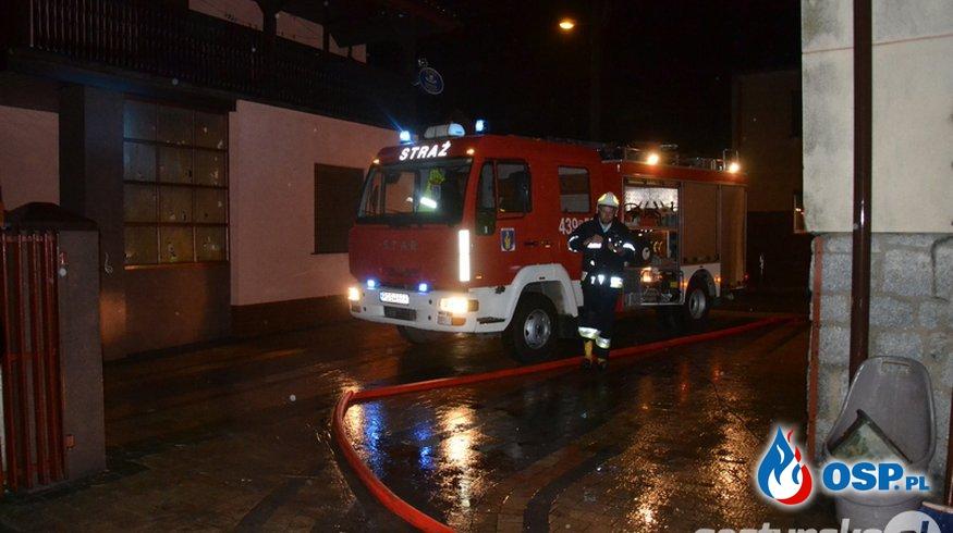 Strażacy mają pełne ręce roboty OSP Ochotnicza Straż Pożarna