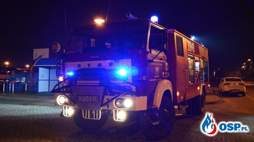 Zdarzenie 28/2018 OSP Ochotnicza Straż Pożarna