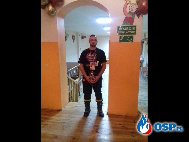 Ochotnicza Straż Pożarna Glinnik grała dla WOŚP OSP Ochotnicza Straż Pożarna