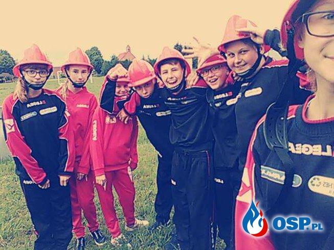 Gminne Zawody Sportowo-Pożarnicze OSP Ochotnicza Straż Pożarna