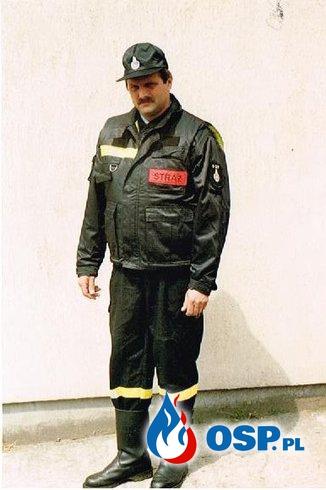 Strażak OSP miał udar. Ponad 30 lat służył innym, dziś sam potrzebuje pomocy. OSP Ochotnicza Straż Pożarna
