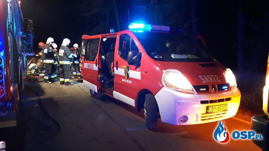 Zdarzenie 85/2018 OSP Ochotnicza Straż Pożarna