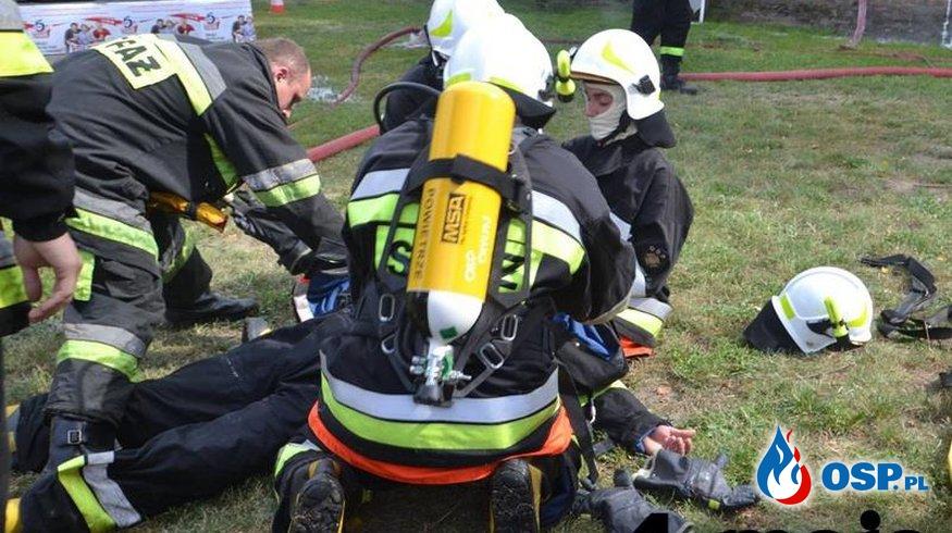 Dzień Strażaka - życzenia OSP Ochotnicza Straż Pożarna