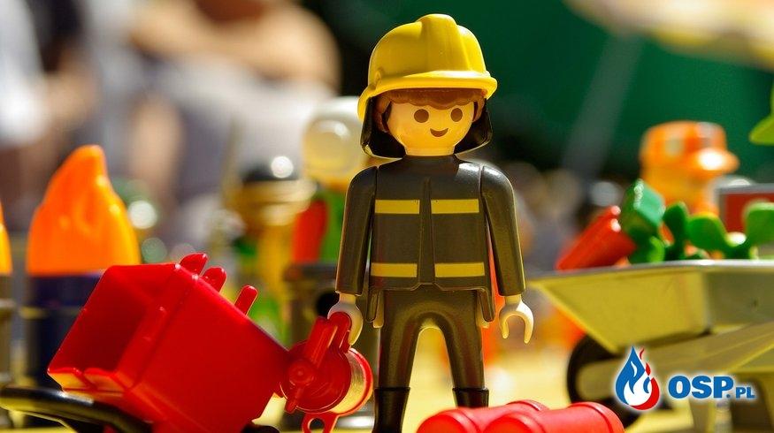 Życzenia na Dzień Dziecka od strażaków OSP Ochotnicza Straż Pożarna