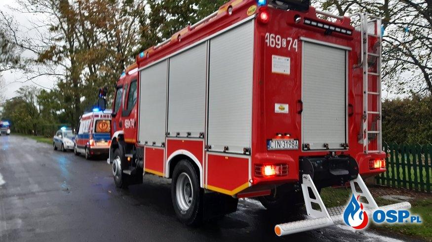 Interwencje w dniu 30.09.2019 (5) OSP Ochotnicza Straż Pożarna