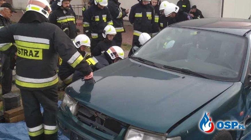 Ćwiczenia gminne OSP Ochotnicza Straż Pożarna