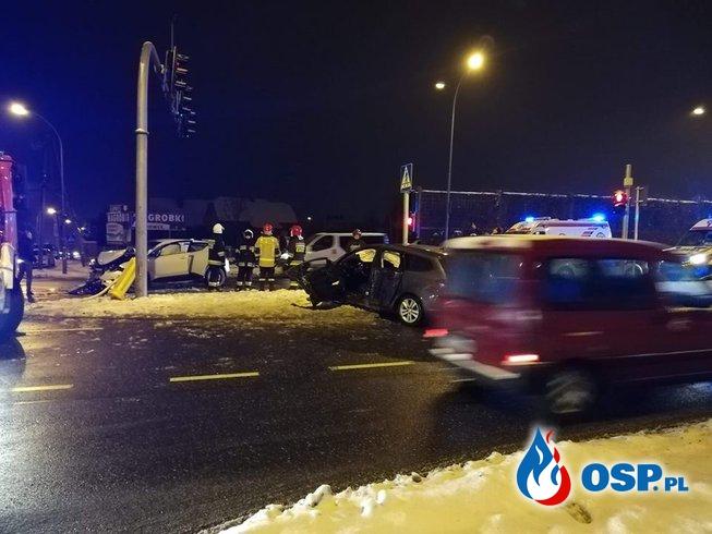 Zdarzenie numer 2/2019 OSP Ochotnicza Straż Pożarna