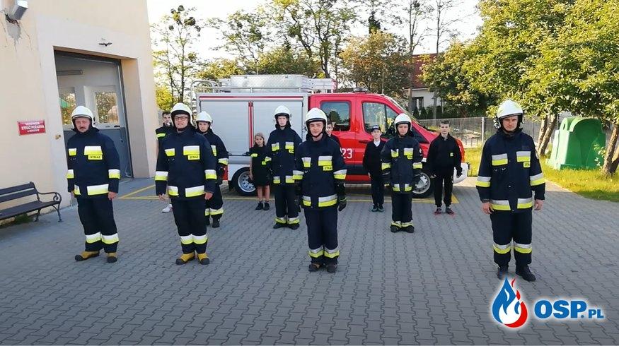 #GaszynChallenge (FILM) OSP Ochotnicza Straż Pożarna