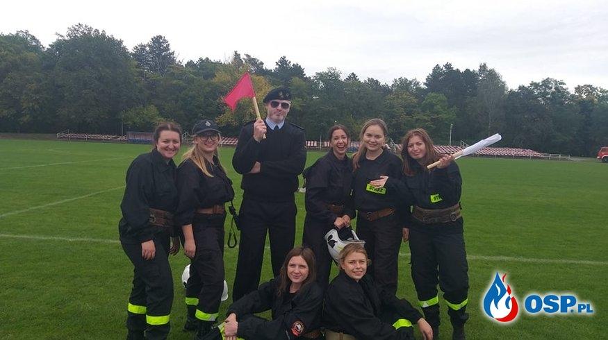 Zawody sportowo-pożarnicze OSP Ochotnicza Straż Pożarna