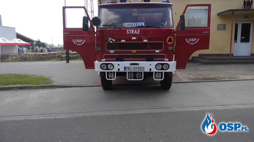 Dzień Dziecka z naszym udziałem ... OSP Ochotnicza Straż Pożarna